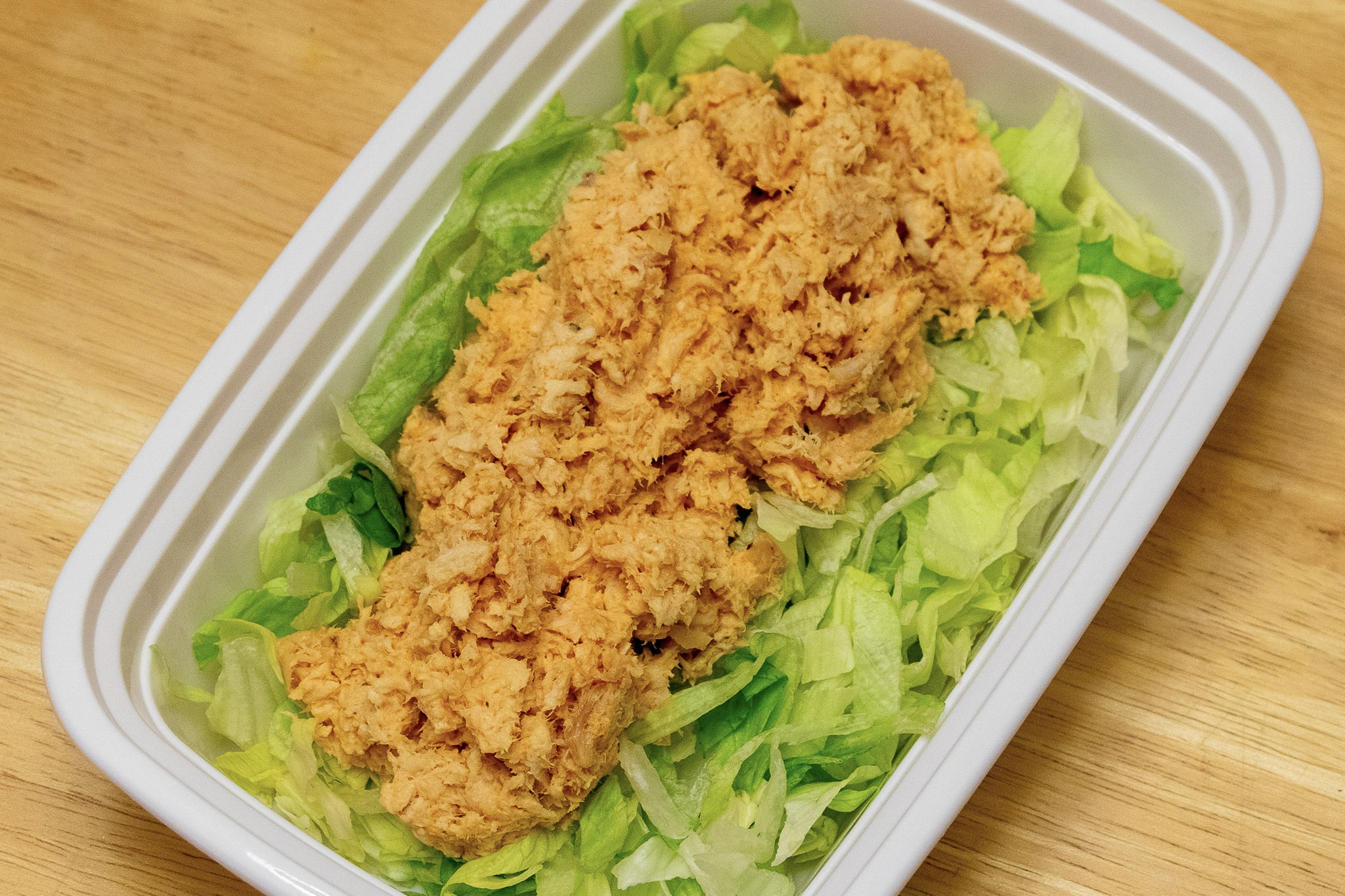 Buffalo Ranch Chicken Salad