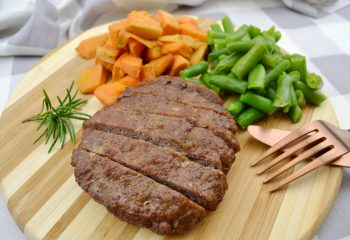 Hamburger steak 4oz
