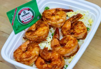 Shrimp Un-Fried Rice