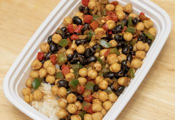Spicy Chickpea Bowl