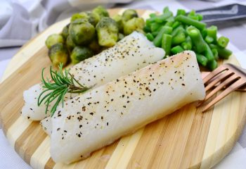 White fish (Cod) 8oz